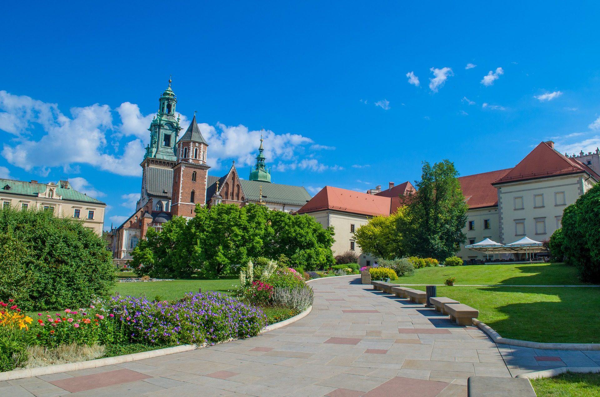 Salzbergwerk Krakau Hotel ab 14,00€ die Nacht - Städtereise Krakau Polen 1