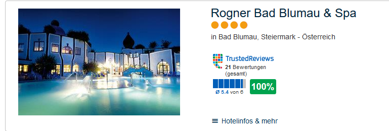 Hotel Rogner Bad Blumau & Spa Märchenreise