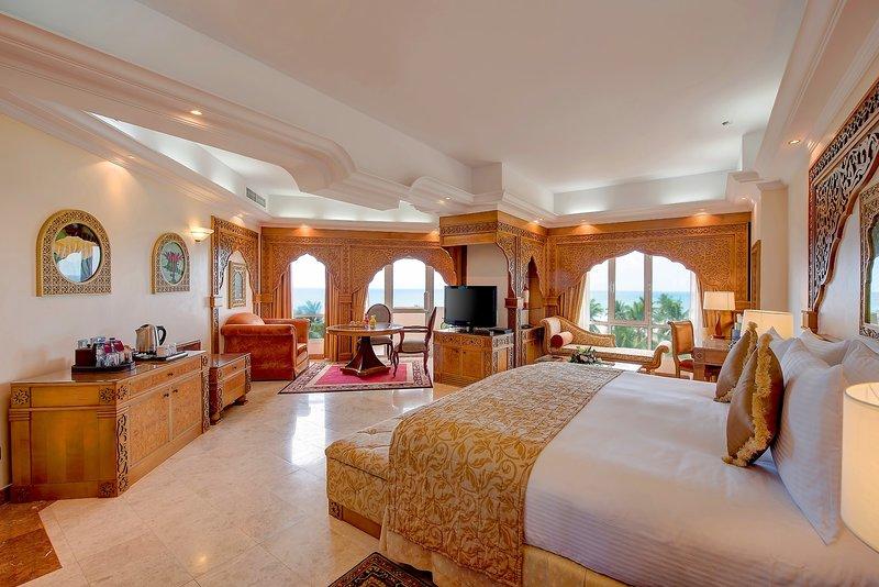 Hotelzimmer Beispiel Hochzeitsreisen nach Oman