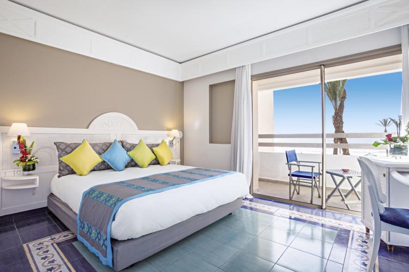 Hotelzimmer Beispiel im Labranda Agadir