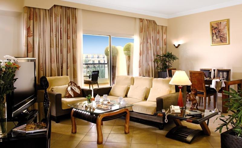 Hotelzimmer Beispiel in Sharm el Sheikh