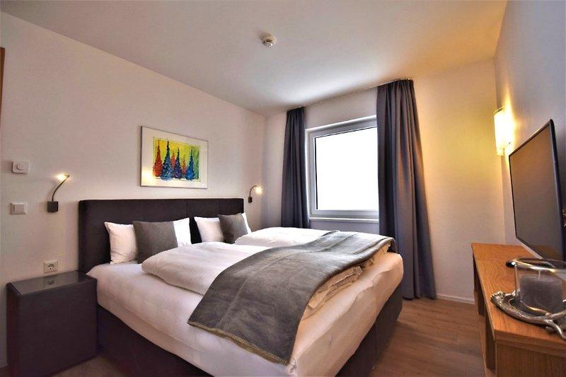 Hotelzimmer Resort Tirl Sportklause Innsbruck in Niederau
