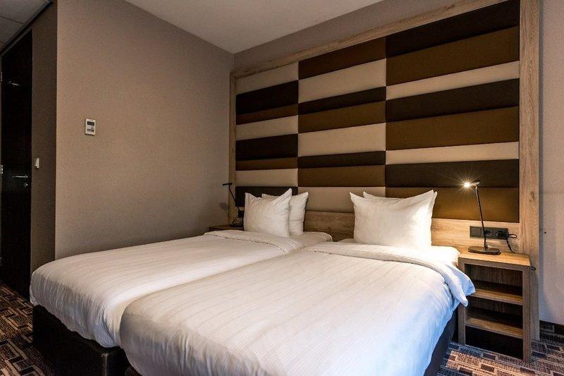 Hotelzimmer Spring Break Beispiel