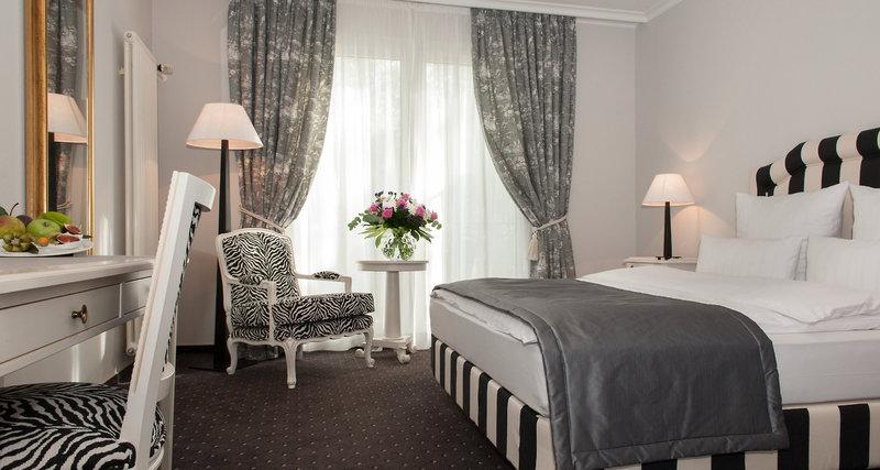 Hotelzimmer Victors Residenz Saarbrücken