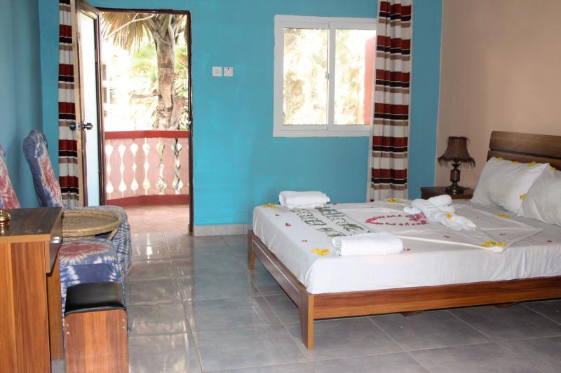 Hotelzimmer im Golden Beach Gambia