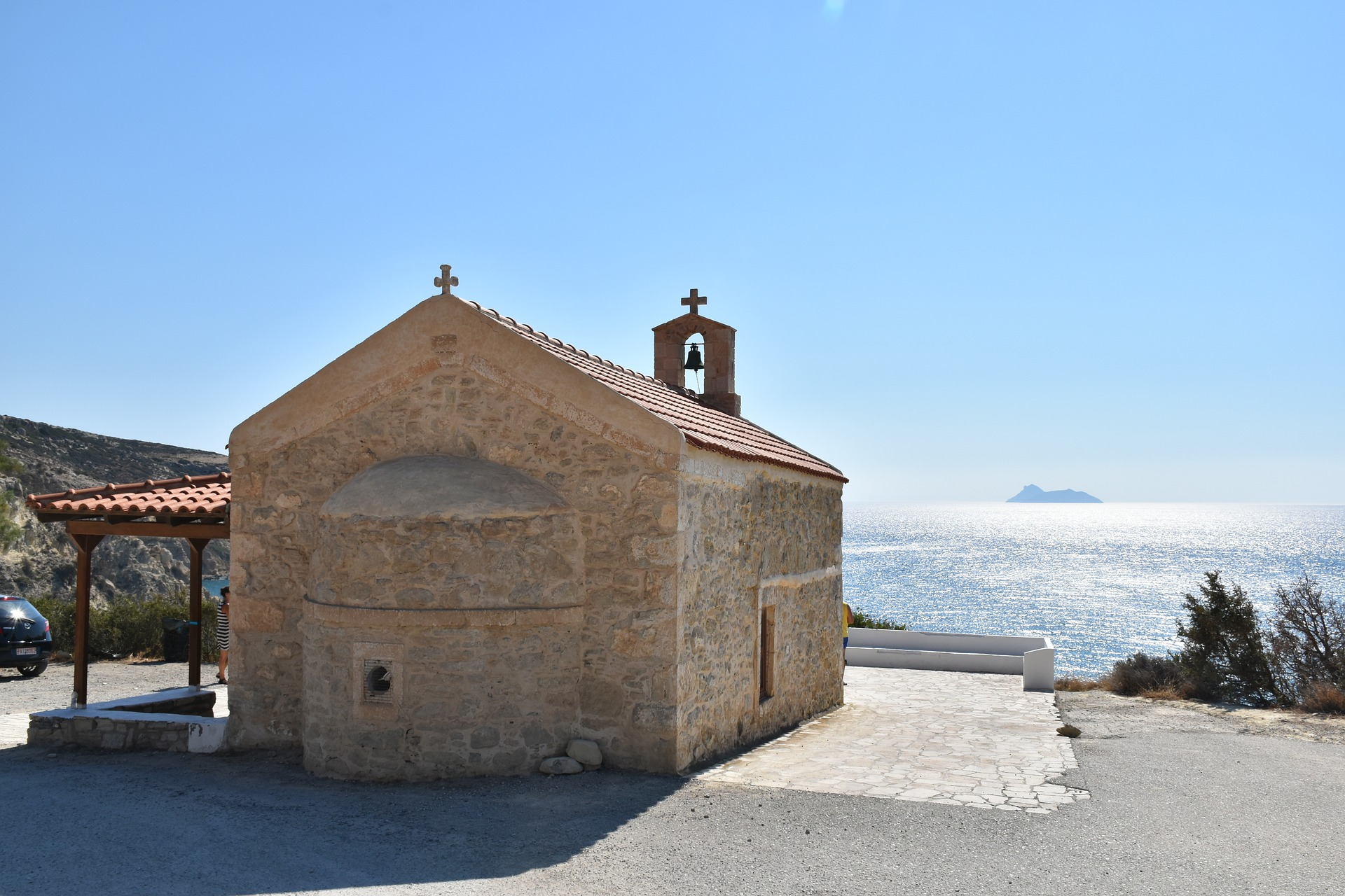 Kirche in Kreta , die histroische Insel