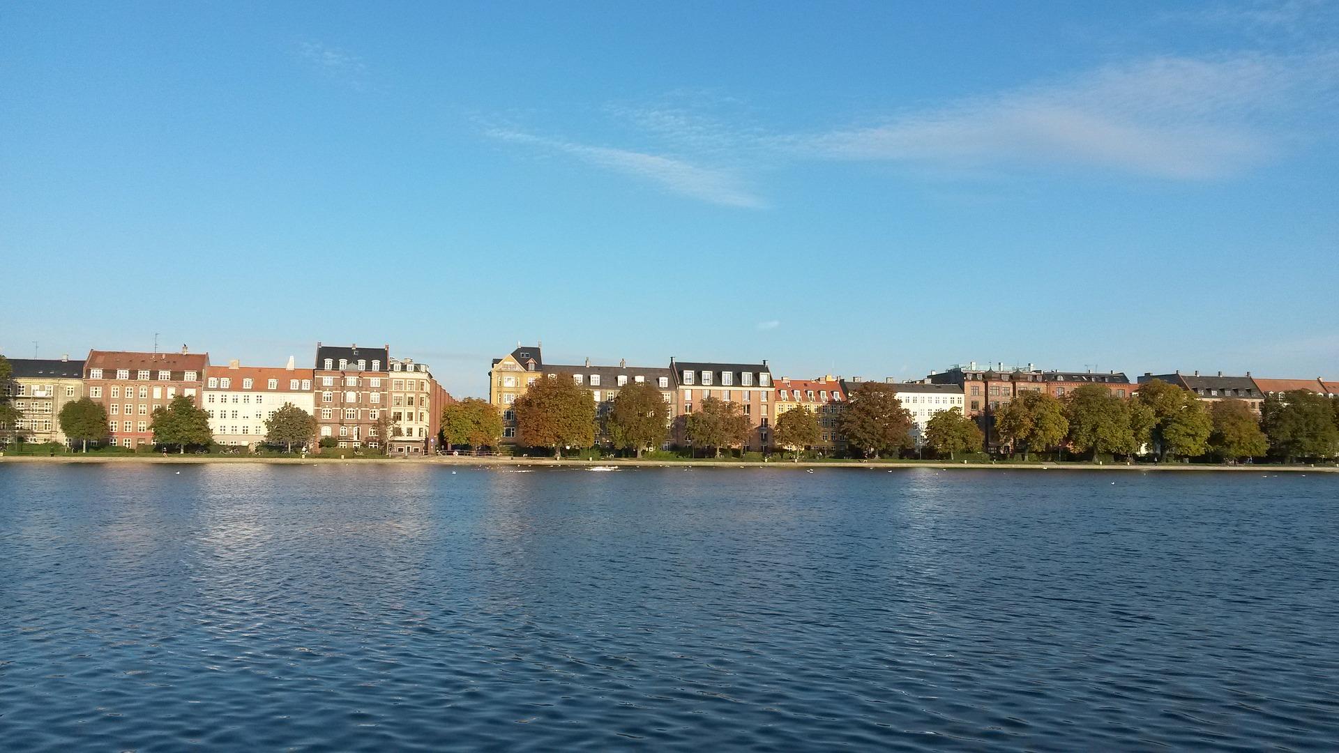 Kopenhagen direkter zugang zur Ostsee