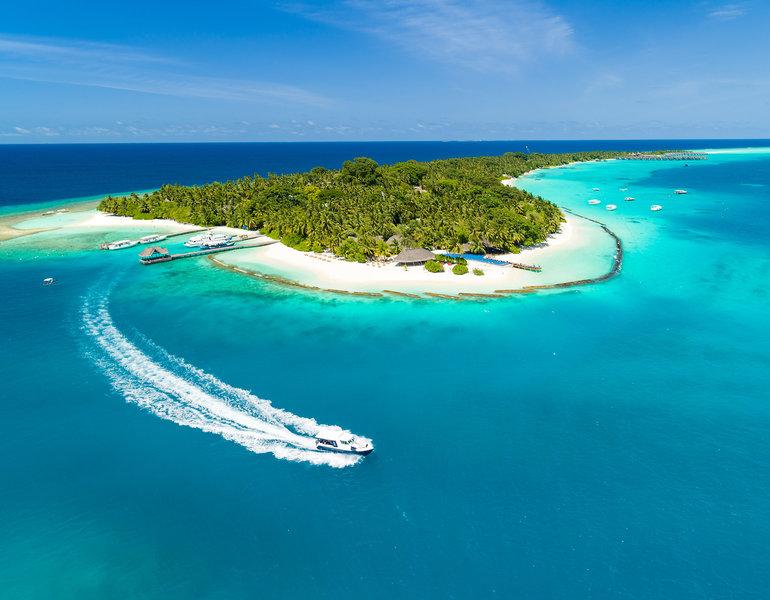 Kuramathi Island Resort Nord Ari Atoll Malediven Tui Gutschein 2019