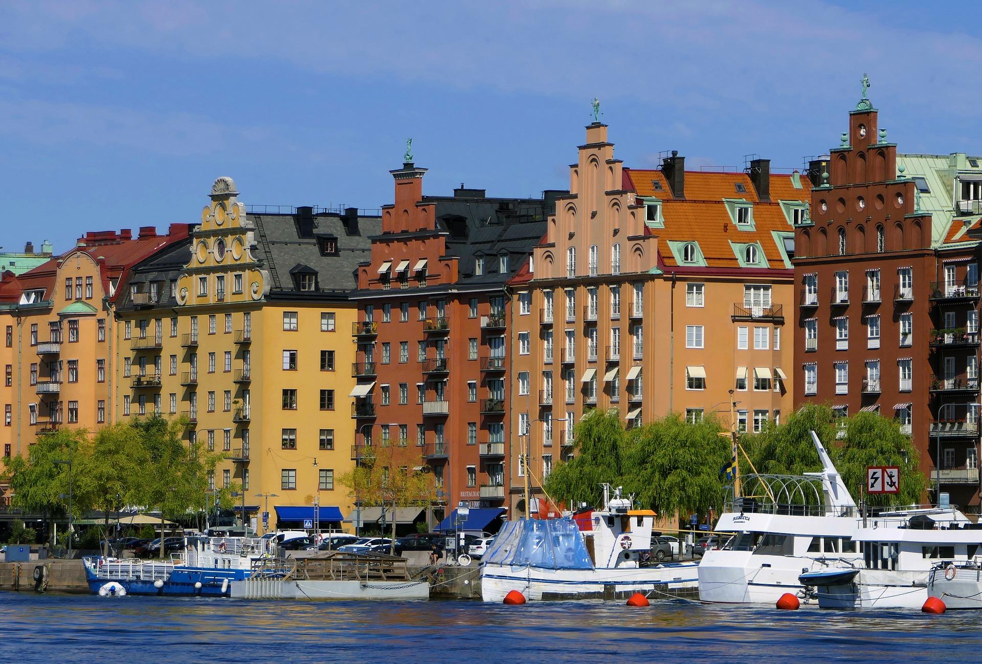 Kurzurlaub in Stockholm Boot Hotel Pauschalreisen zu günstigen Preisen