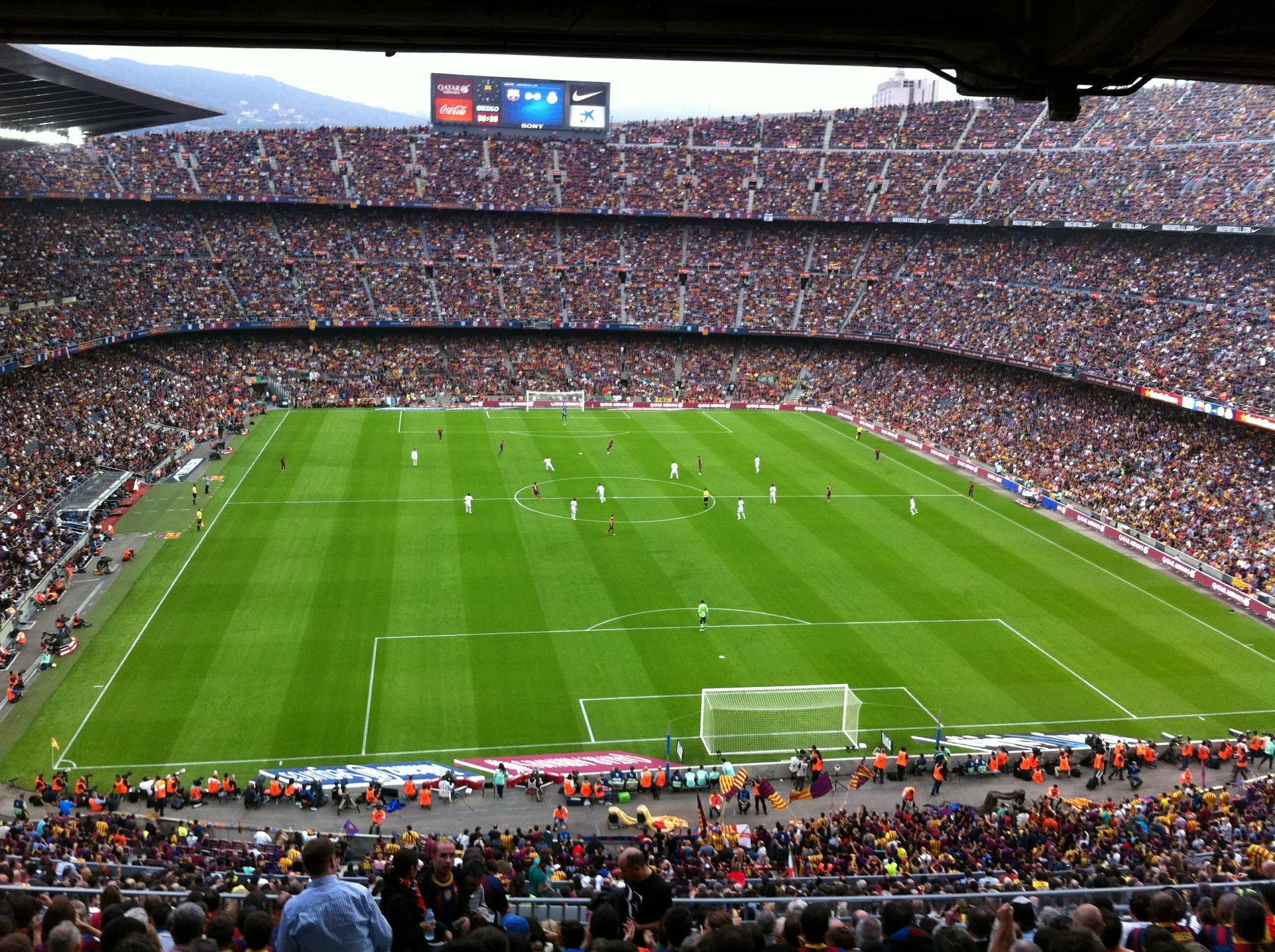 La Liga Barcelona Tickets günstig - auch das berühmte El Classico können Sie hier günstig kaufen - Kopie