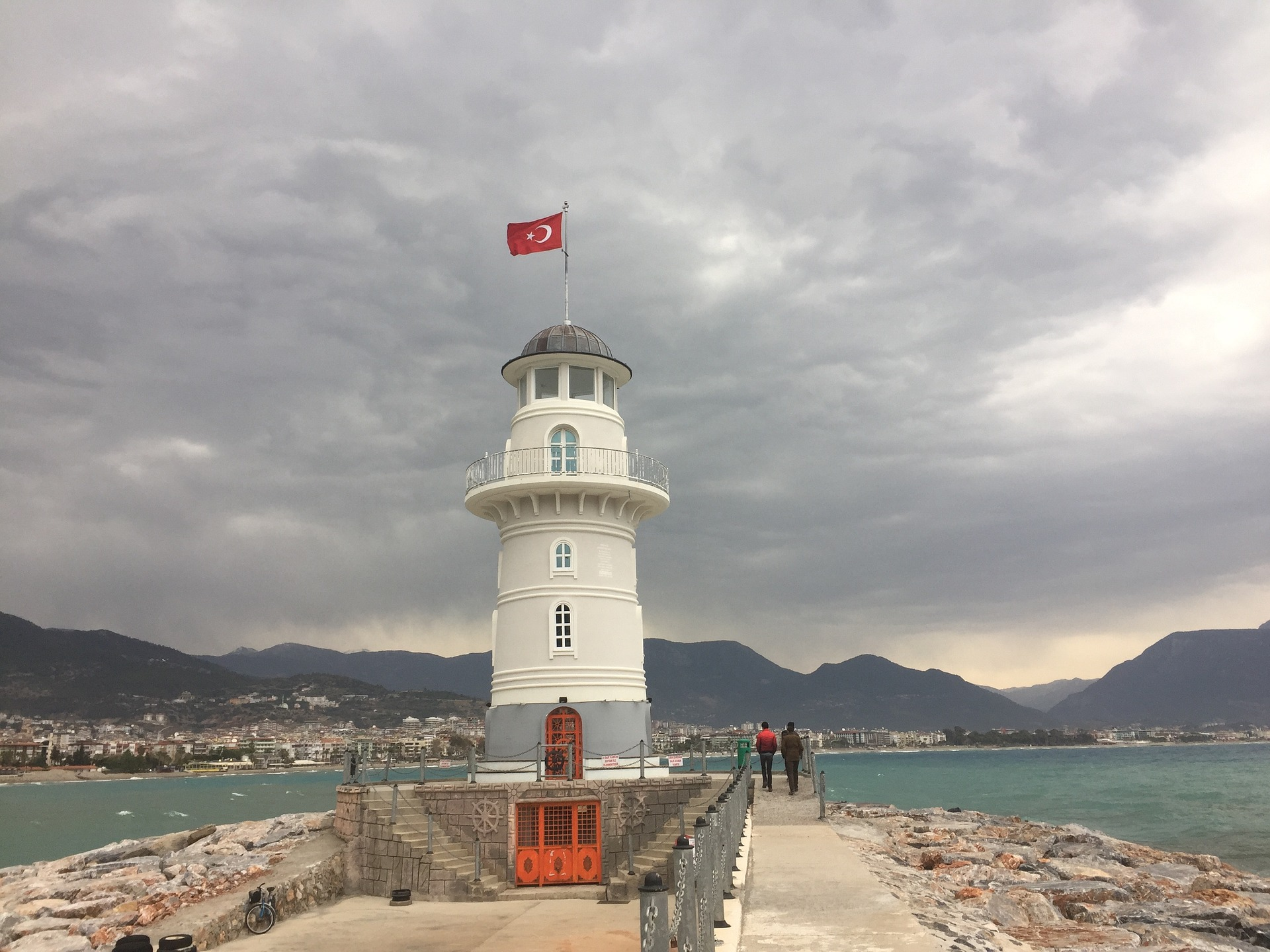 Leuchtturm von Alanya