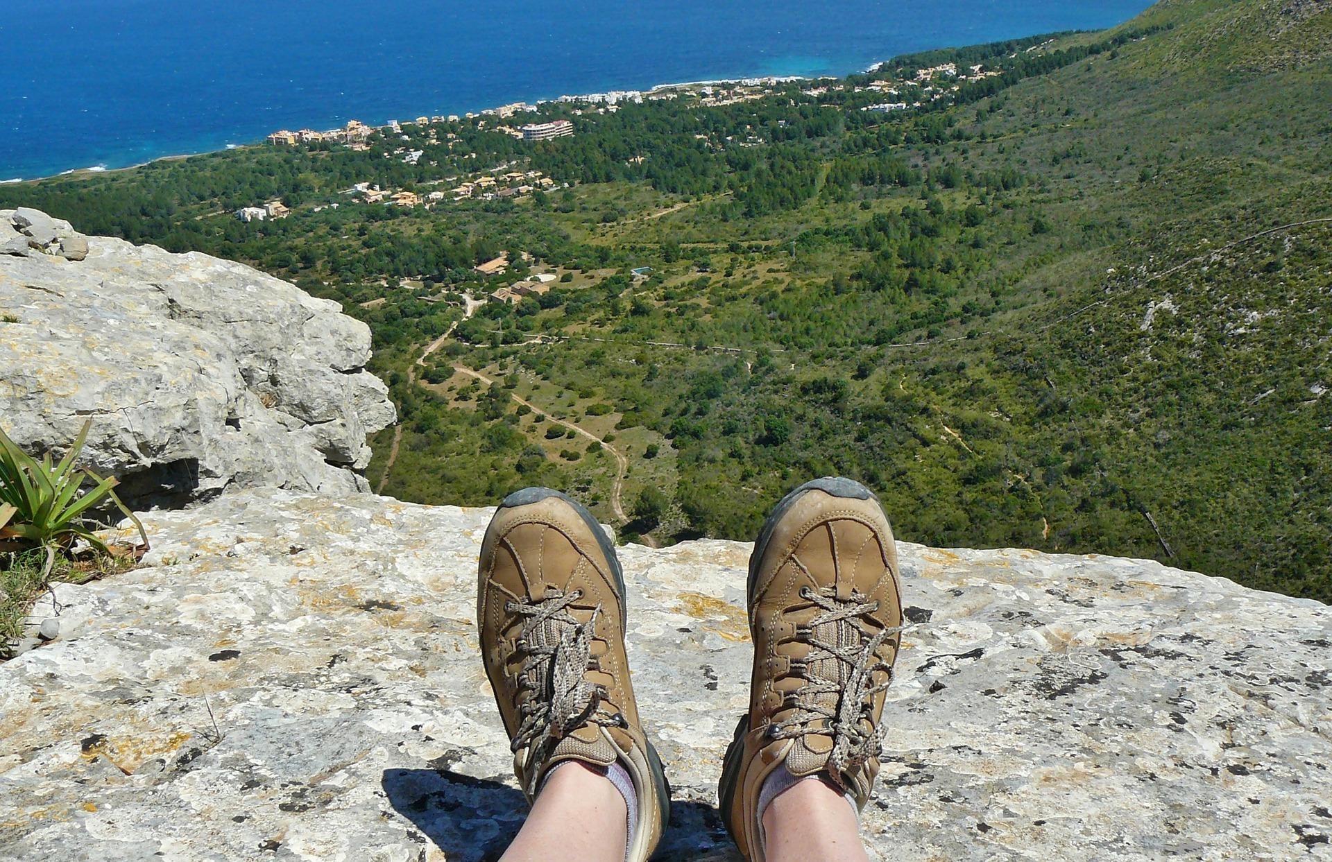 Mallorca lohnt sich nur im Sommer - naja bei dem Anblick kann man dem Winter gut entfliehen