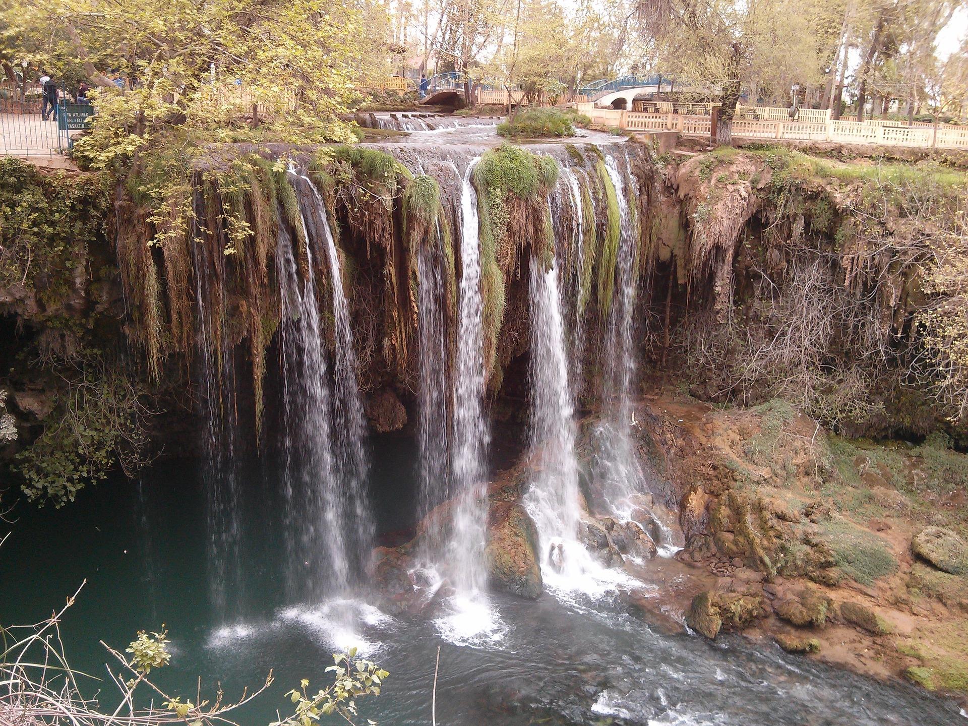 Manavget Wasserfall in der Nähe Alanyas