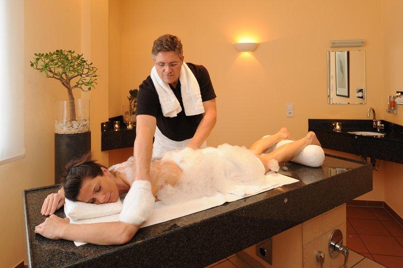 Massage im Wellness Hotel Trier Park Plaza