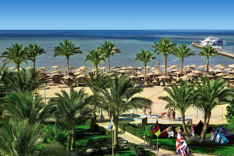 Movie Gate Hurghada All Inclusive Plus mit direkter Strandlage und Bar