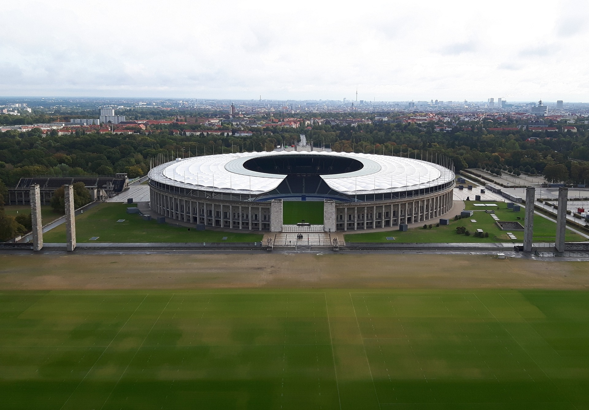Olympia Stadion in Berlin