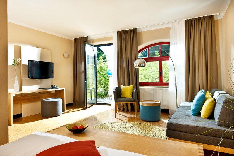 Part 2 vom Zimmer im Hotel