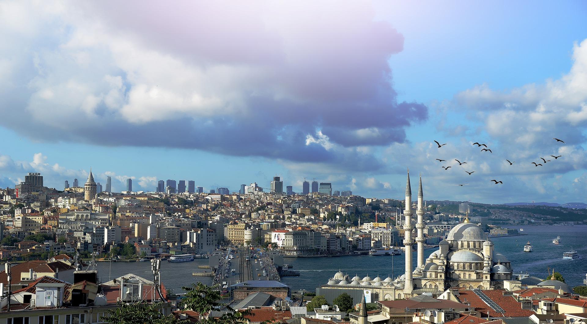 Pauschalreise Bosporous eine Städtereise nach Istanbul Europa oder Orient