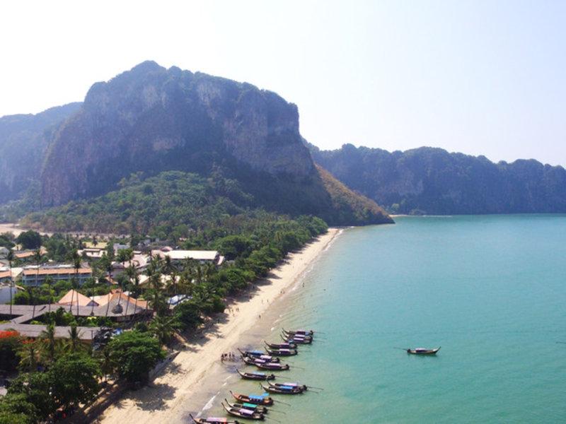 Phi Phi Island gehört auch zu der Region