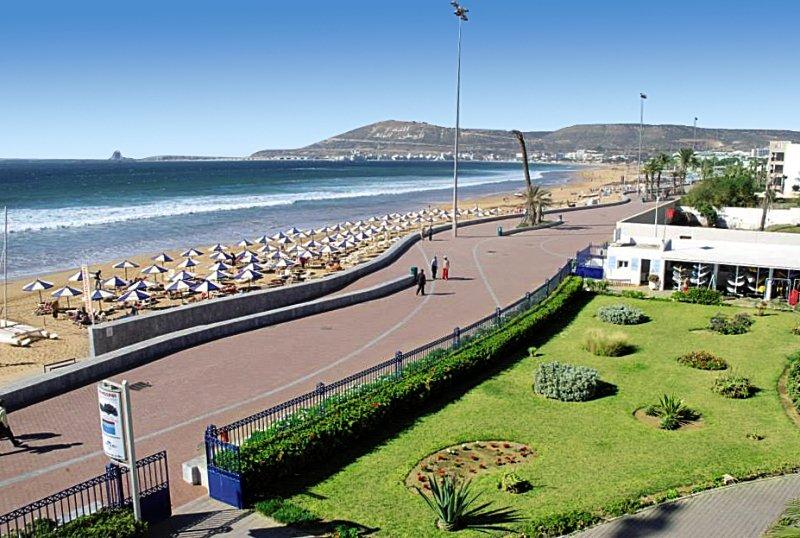 Piratenpreise All Inclusive 7 Tage ab 194,00€ - Promenade in Agadir