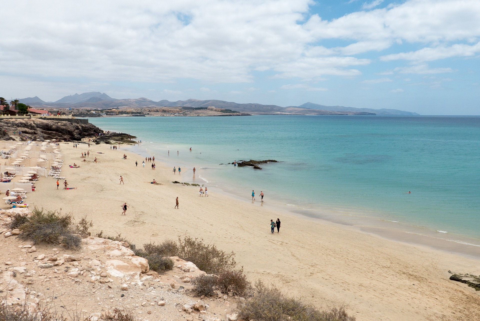Playa Castillo eine Woche all Inclusive in Fuerteventura
