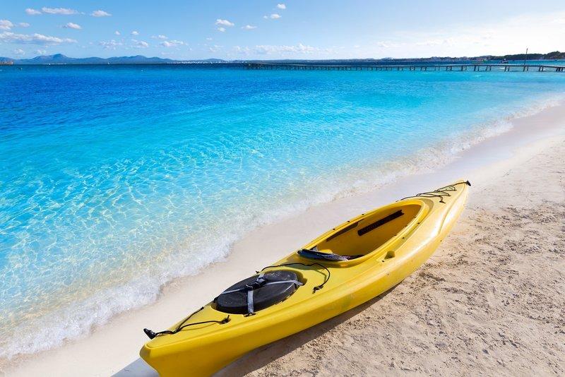 Playa del Muro - Can Picafort Sie machen Urlaub am schönsten Strand auf Mallorca