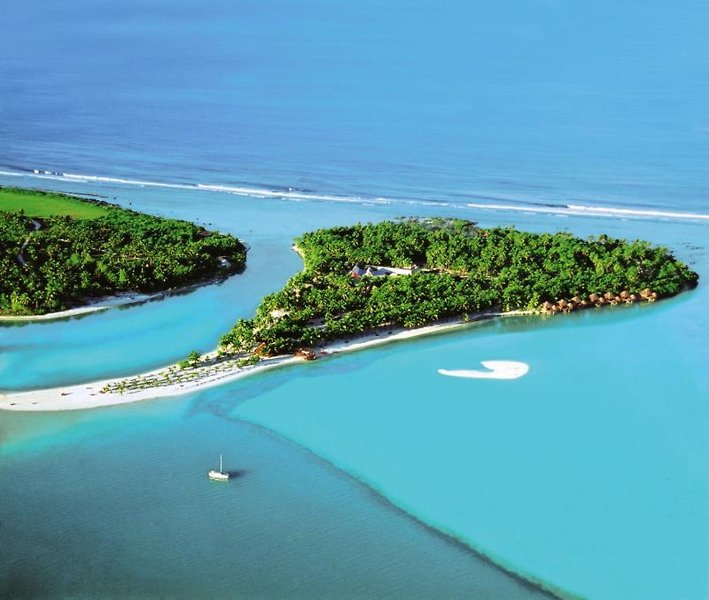 Private Island Resort Aitutaki-Lagoon