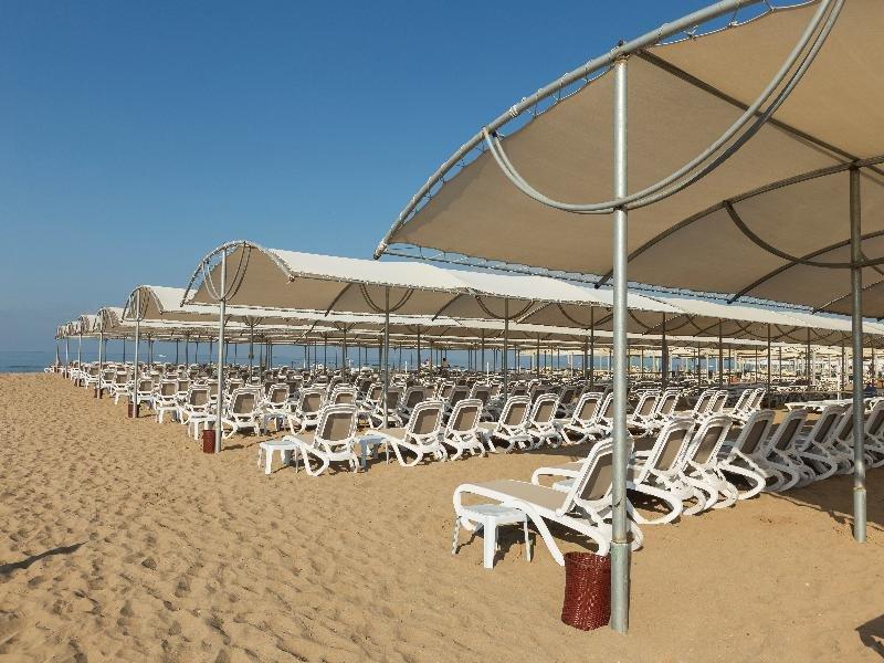 Privatstrand Side La Grande Resort & Spa Türkei All Inclusive Urlaub 2019