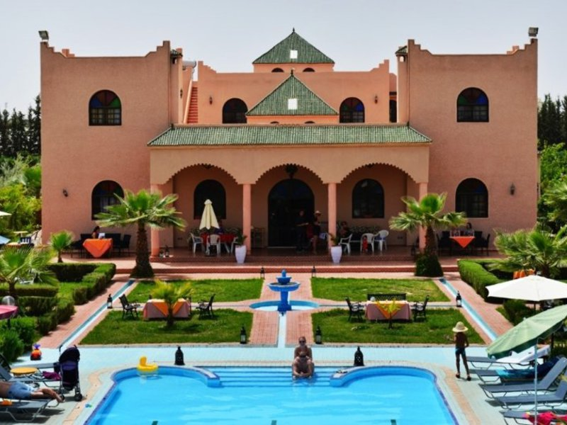 Marrakesch Halbpension günstig buchen ab 213,00€ - Eine Woche Marokko 1
