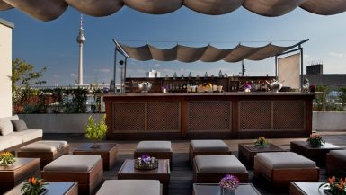 Rooftop Bar Berlin im Hotel Amano Nacht ab 10,48€