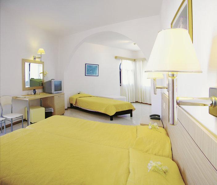 Saint Nicholas drei Sterne Hotel in Mykali