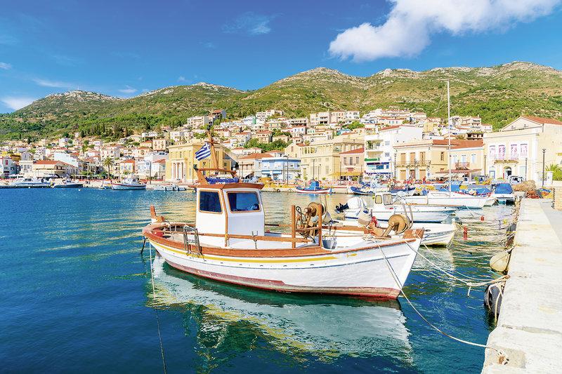 Samos All Inclusive Urlaub eine Woche günstig ab 417,00€