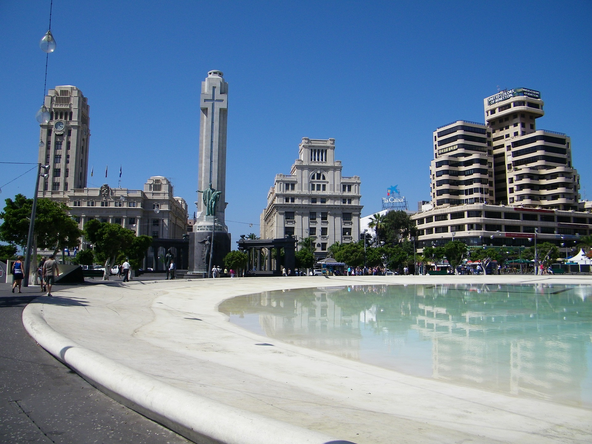 Santa Cruz Urlaubsorte auf Teneriffa - Hotel Globales Acuari der beste Teneriffadeal