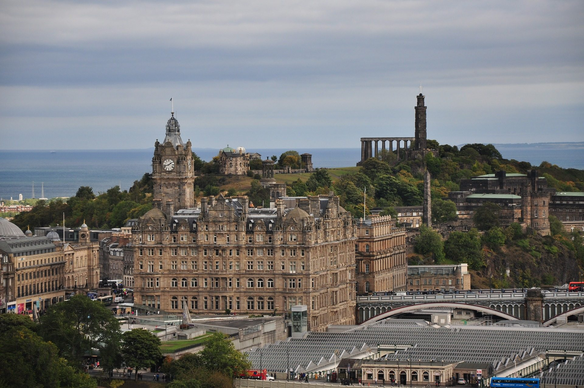 Schlosshotel in Schottland Pauschalreise nach Edinburgh günstig ab 108,85€