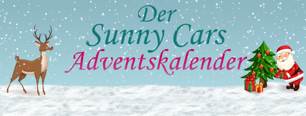 Screenshot Adventskalender Sunny Cars