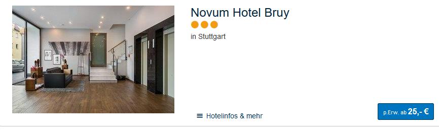 Screenshot Hotel Deal VFB Stuttgart - Schalke 04 Tickets ab 105,00€ Mercedes Benz Arena