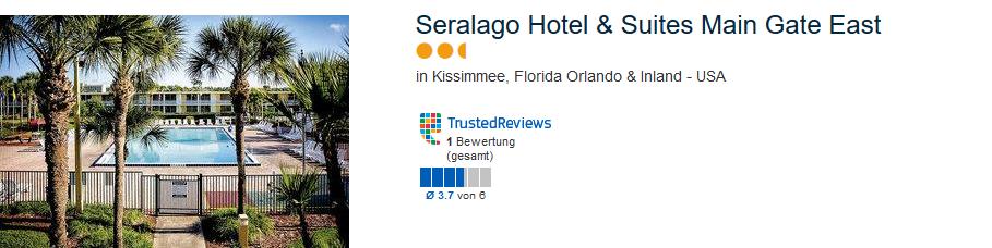 Screenshot Seralago Hotel & Suites Main Gate East