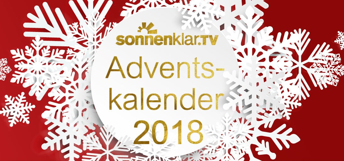 Screenshot Sonnenklar.tv Adventskalender 2018
