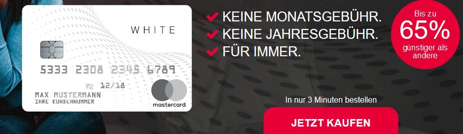 Screenshot deal Kreditkarte bei Hotelbuchungen - mit der Prepaid Mastercard sparen