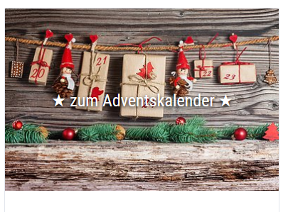 Screenshot zum Fit Reisen Wellness-Adventskalender