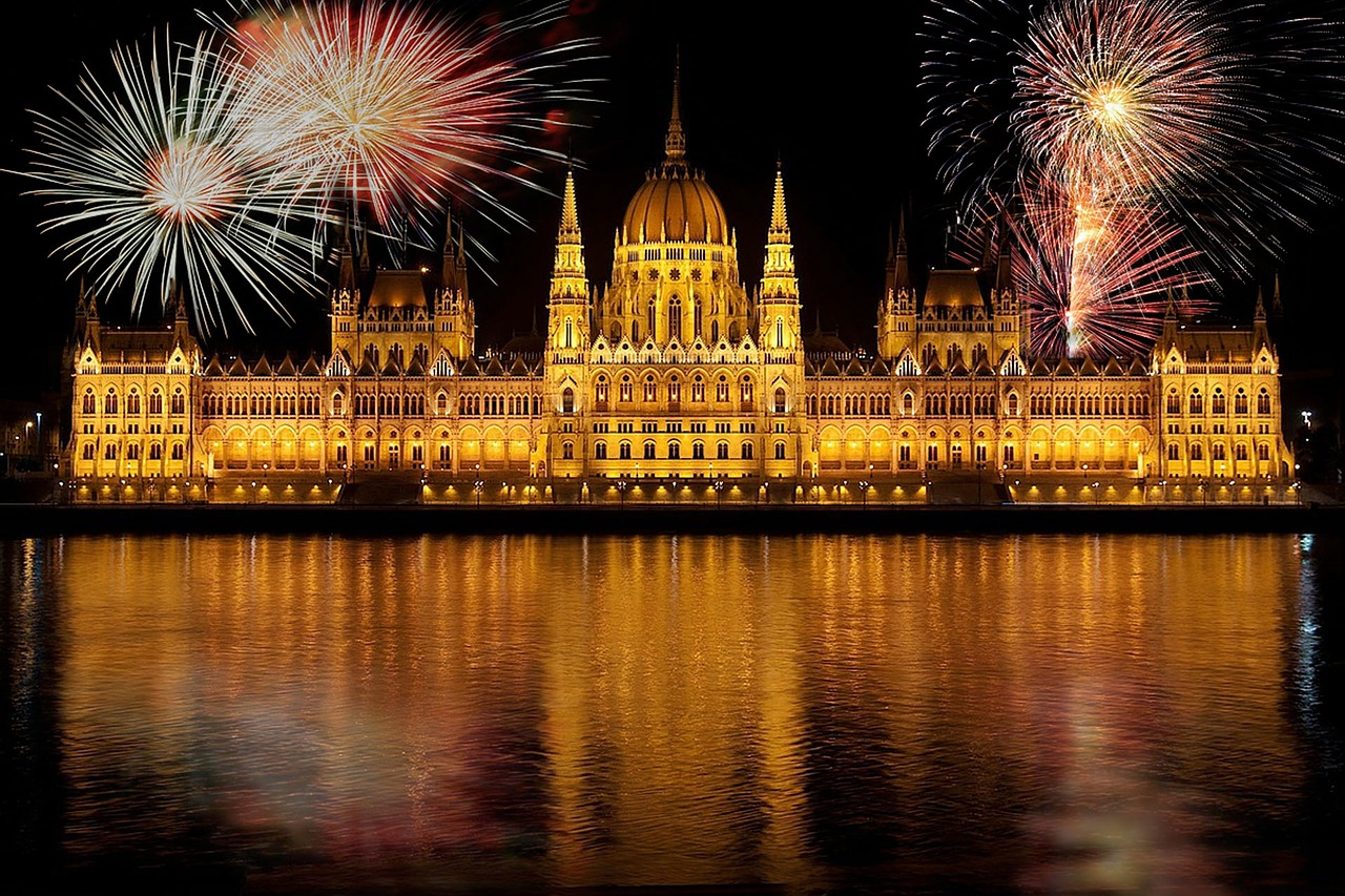 Silvester in Budapest feiern, eine gute alternative.