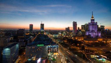 Silvester in Warschau feiern Pauschalreise günstig ab 202,46€