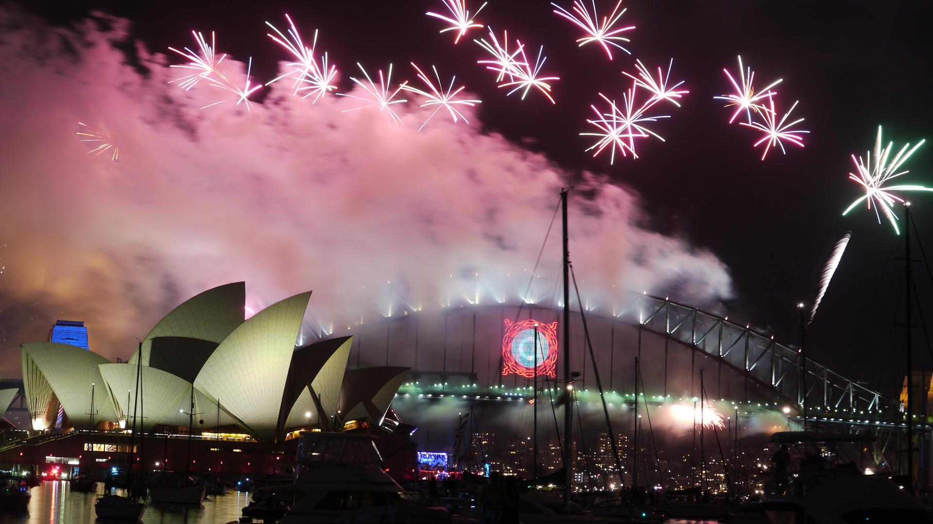 Silvester nach Australien Sydney für low