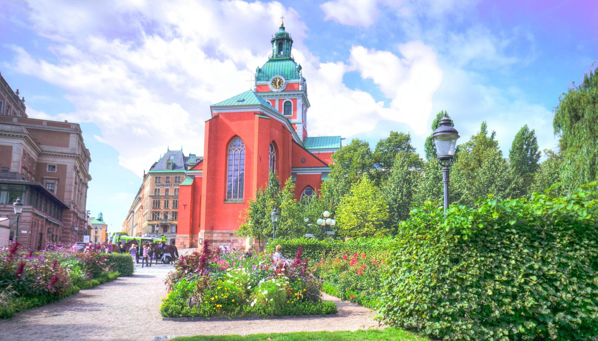 Skandinavien der Norden Europas ist geprägt von wunderschönen Städten und einer unberührten Natur