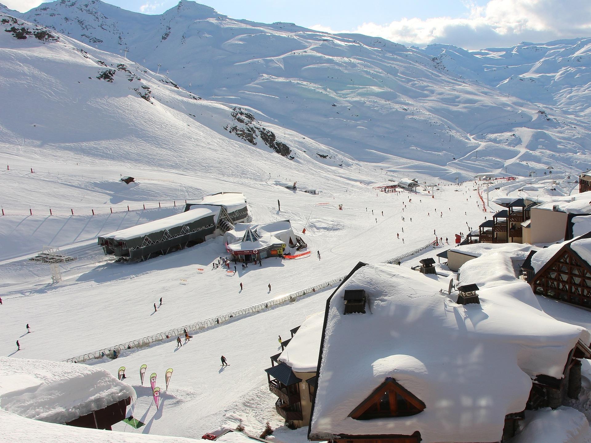 Skiurlaub in chamrousse - Französische Alpen