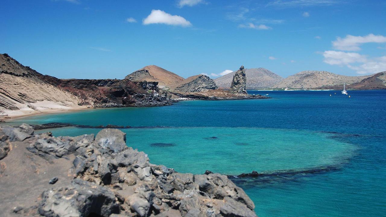 So schön ist es auf den Galapagos Inseln im Pazifischen Ozean
