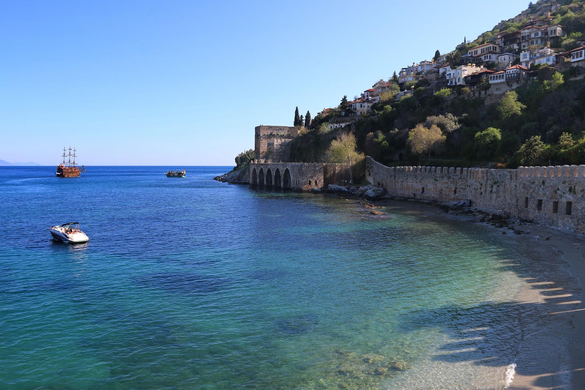 Städtereise Alanya 7 Nächte in der Villa Sonata ab 123,60€ - Türkei Urlaub