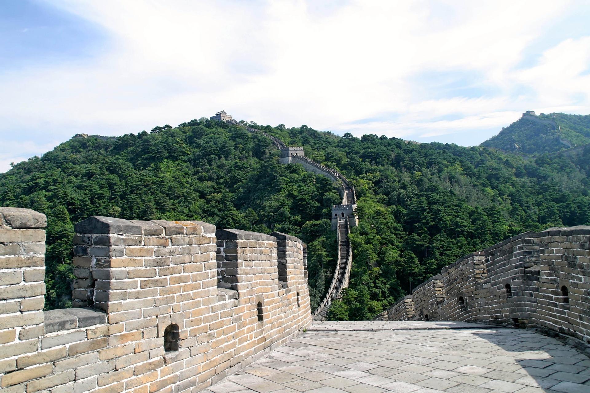 Städtereise Peking Chinesische Mauer