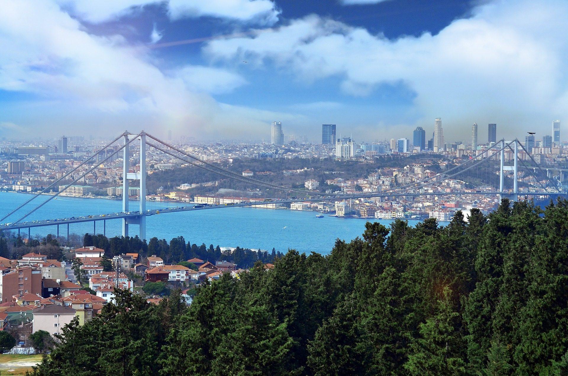 Städtereise nach Istanbul 4 Nächte ab 174,11€ - Pauschalreise Bosporus