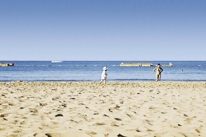 Türkei eine Woche an diesem wunderschönen Strandabschnitt verbringen in Alanya